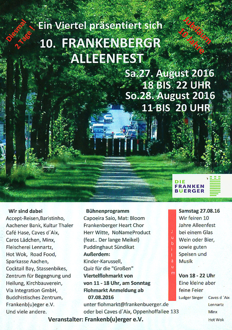 Alleenfest2016